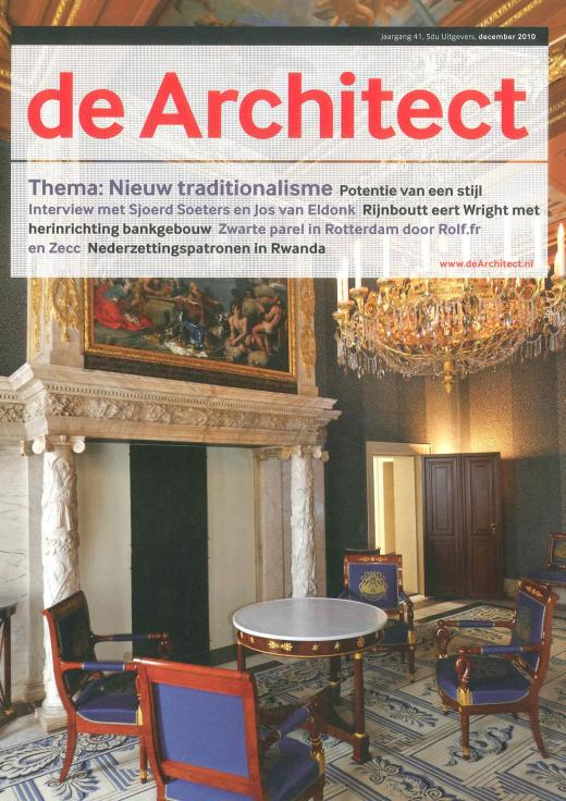 de architect dec 2010