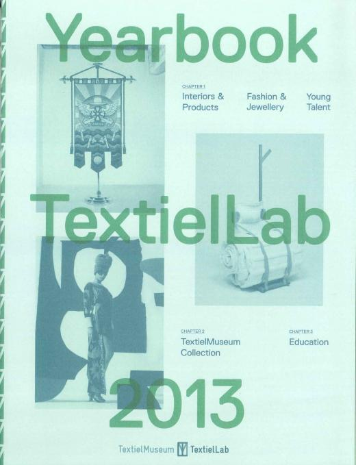 yearbook textielLab 2013